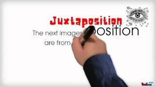 Juxtaposition: Part 1 - Visual images