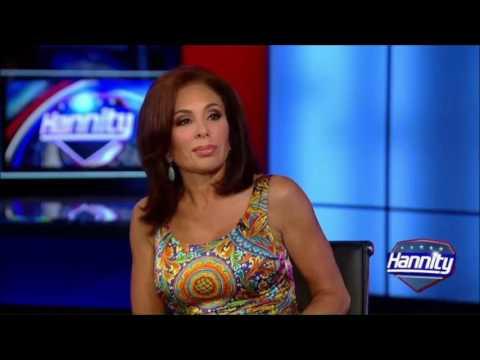 Judge Jeanine Pirro On The Sean Hannity Radio Show 610