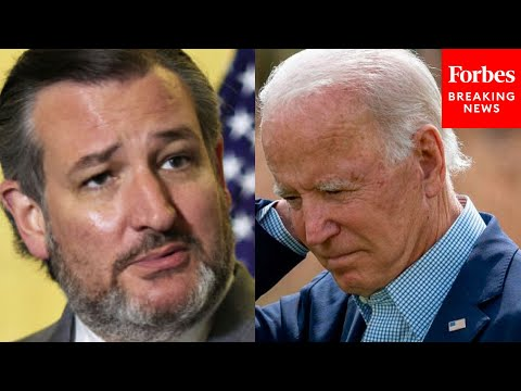 Ted Cruz slams Biden for not allowing press to the detainment facilities at the border