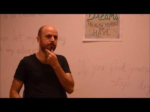 Interviu cu Marius Olteanu - regizor de film