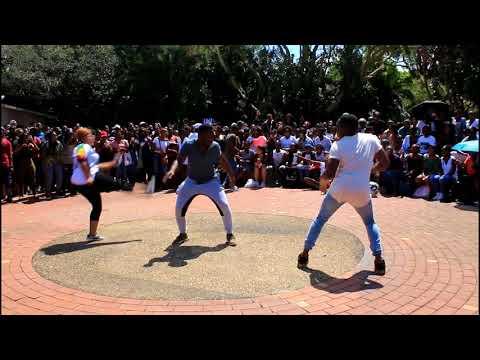 UKZN ; Dance Vosho walk yephara destruction boys