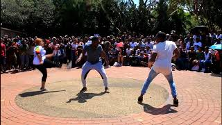 UKZN ; Dance Vosho walk yephara destruction boys