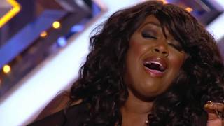 Berget Lewis: Dutch Singer Delivers The PERFECT Last Audition Of The Season - The X Factor UK 2017