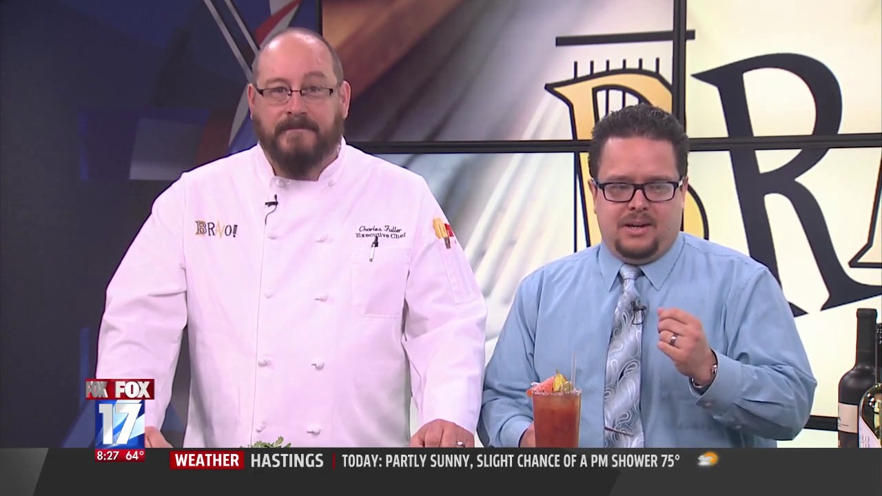 Cucina Italiana News Bravo Cucina Italiana Introduces Summer Features On Fox 17 News In Grand Rapids Mi