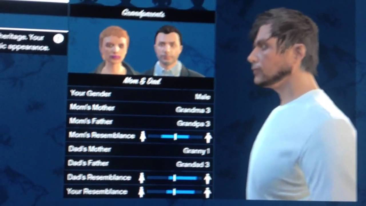 all gta characters meet the parents
