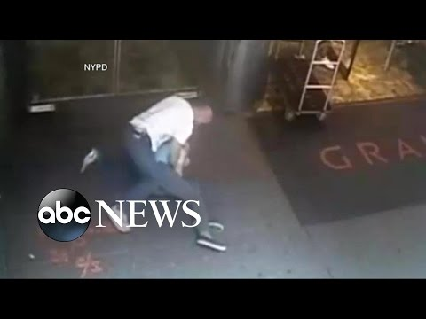 New Video of Former Tennis Player James Blake Slammed to Ground By NYPD Officer
