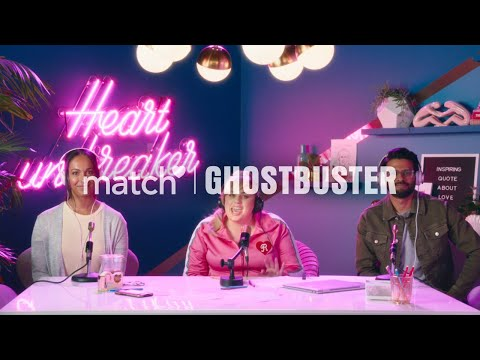 Match & Rebel Wilson: Have I been Ghosted?