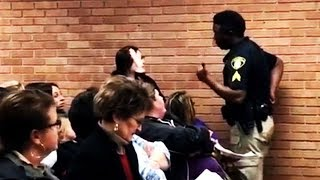 School Board Defends Arresting Teacher For Questioning Superintendent