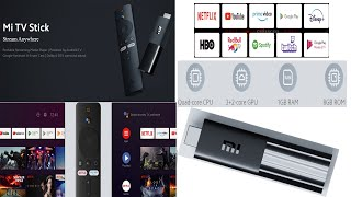 Xiaomi Mi TV Stick Cast With G…