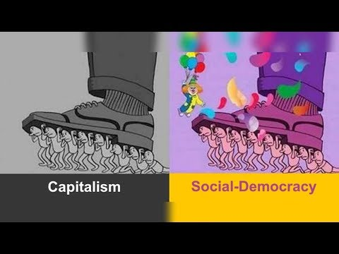 How Capitalism keeps people down