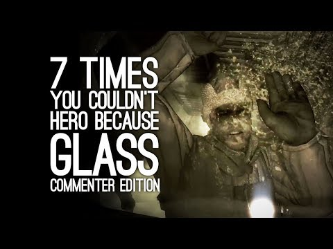 7 Tragedies You Couldn't Prevent Because They Happened Behind Glass, Dammit: Commenter Edition