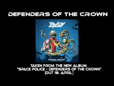 EDGUY - Defenders Of The Crown (OFFICIAL SONG-SNIPPET)