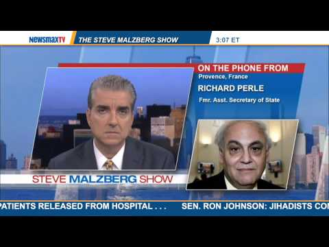 Malzberg | Richard Perle to discuss ISIS in Iraq
