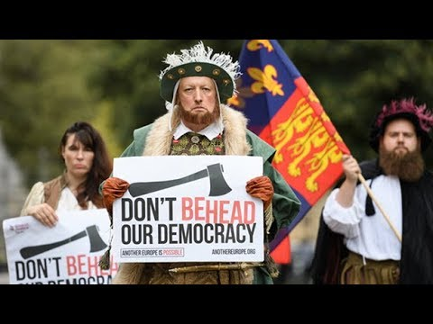 Parliament 'Beheads Democracy' With EU Exit Bill