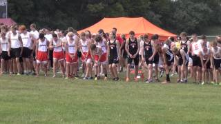 Cross Country - Jamie Block Invitational - Boys JV