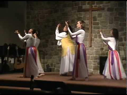 Easter Dance 2009 - My Redeemer Lives