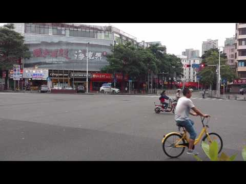 Creative Driving in Shenzhen