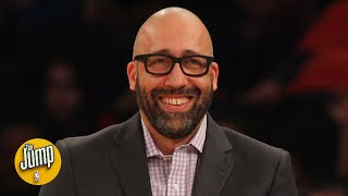 David Fizdale got fired by the Knicks, and I