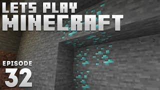 iJevin Plays Minecraft - Ep. 32: ACCIDENTAL DIAMONDS! (1.15 Minecraft Let's Play)