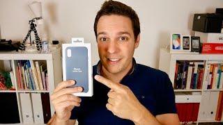 La coque officielle Apple pour l'iPhone X !