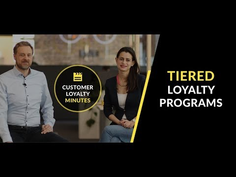 How to Run a Tiered Loyalty Program [Customer Loyalty Minutes]