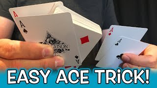 HOW TO DO 4 Card Appearing Magic! **Card Trick Revealed!**