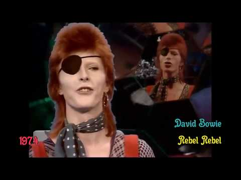 The 50 Greatest Glam Rock Songs 19711979