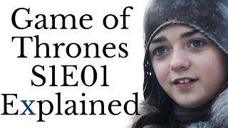 Download Game of Thrones S1E01 Explained (S1-S7 spoilers) Mp3 and Videos