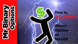 How to Sell at Nadex via Binary options