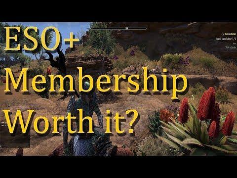 Should You Get Elder Scrolls Online Plus Membership? Is It Worth It?