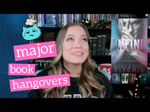 The Last Ten Books That Gave Me A Book Hangover  {In Love & Words}