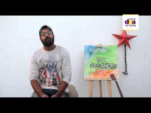 दिल्ली के कलाकारों को ड्रीम देखने का सुकून देता है द ड्रीमर्स कैफ़े