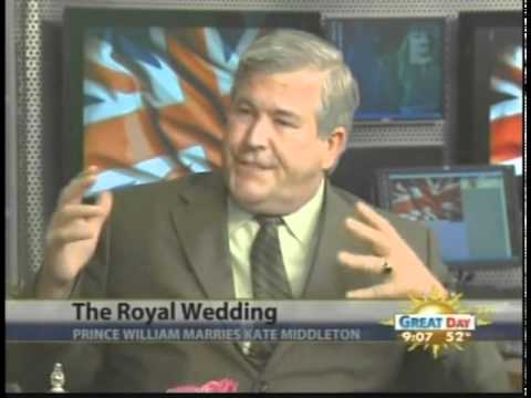 Attorney Christopher Caine - Royal Wedding