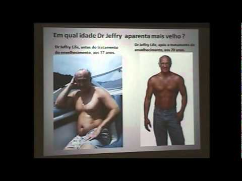 Medicina Anti-envelhecimento - Prof A. Jair Crestani