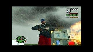 GTA San Andreas - Трюки, Аварии и Приколы!