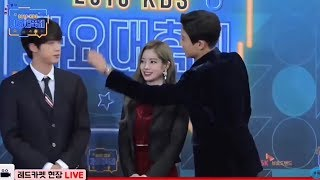 BTS X EXO Friendship Moment