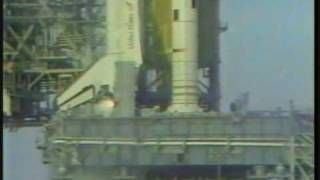 STS-41B launch & first KSC landing (2-3-84)