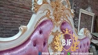 Desain Terbaru!!!! Set Kamar Tidur Luxury 📱 6285290242589