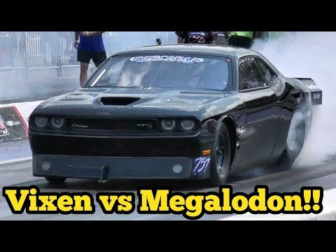 Vixen vs Megalodon at Memphis No Prep Kings 2