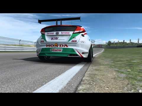 RaceRoom Racing Experience - WTCC 2013 - Zandvoort |