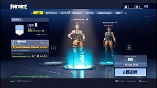 Fortnite first review