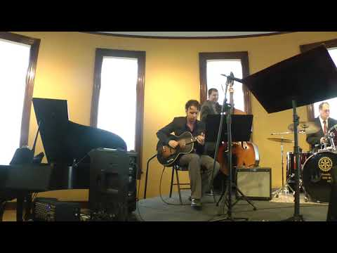 """ROLL 'EM, PETE"": DAN WALTON / HAL SMITH'S SWING CENTRAL At REDWOOD COAST (5.11.19)"