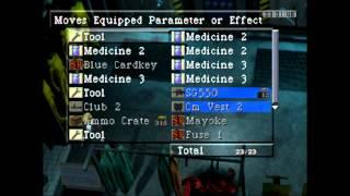 08. Parasite Eve Walkthrough - Day 4: Conception - St. Francis Hospital