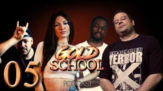 Gold School Podcast #005 feat DJ ALX - 16/07/2018