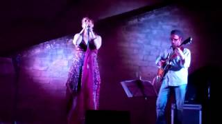 "Laura Campisi sings ""God Bless The Child"" at Carini Jazz 2011"