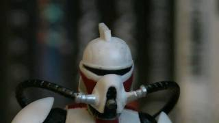 Star Wars Republic Assault Submarine with Scuba Clone Trooper (Class I) Review