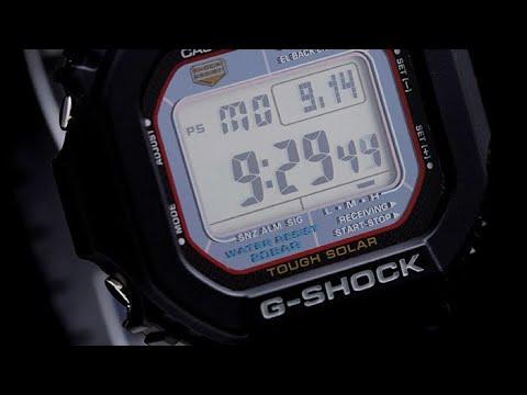 ВСЕ ПО ПОЛОЧКАМ! CASIO G-SHOCK GW-M5610-1E