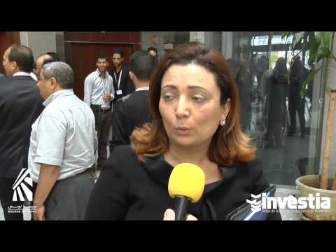 Interview Mme Ouided Bouchamaoui - Salon Investia