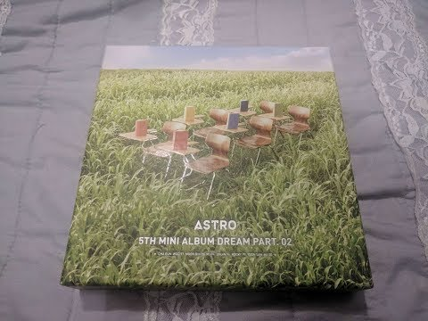 [UNBOXING] Astro Dream Part 02 [Wind Ver.] Malaysia