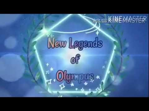 Download {New legends of Olympus}•Episode 4•
